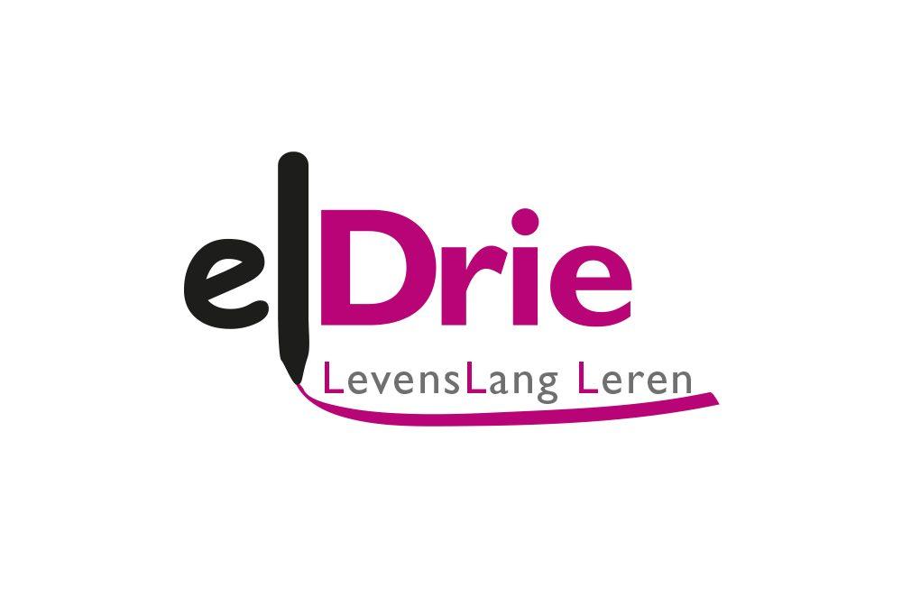 Logo design Levenslang leren