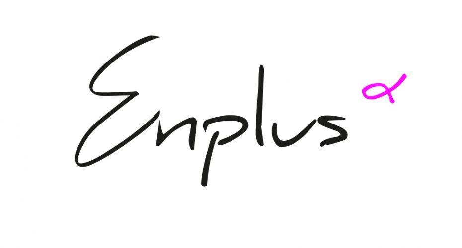 logo ontwerp ENPLUS webshop