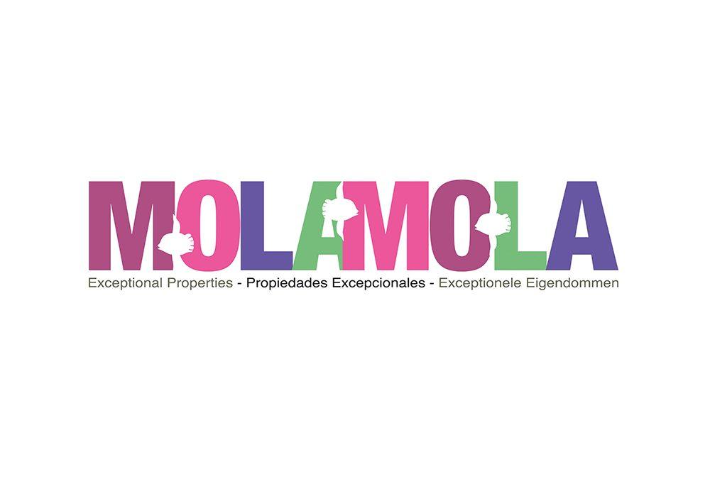 logo ontwerp MOLA MOLA