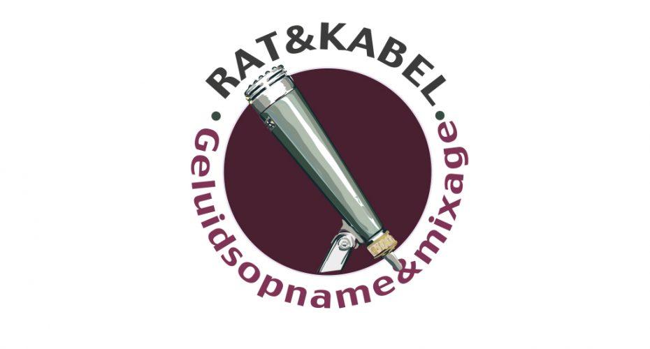 logo ontwerp Rat & Kabel Sound Studio