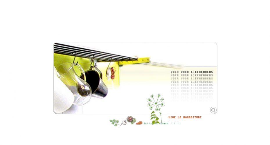 webdesign Vive La Nourriture