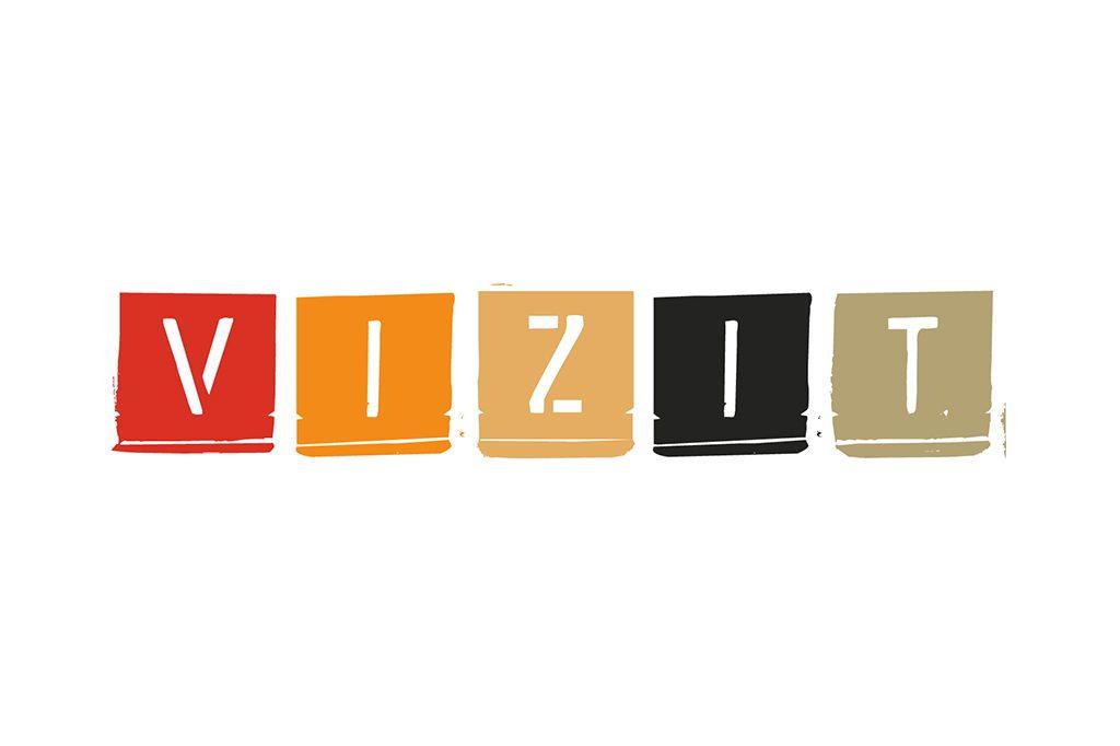 Logo design VIZIT